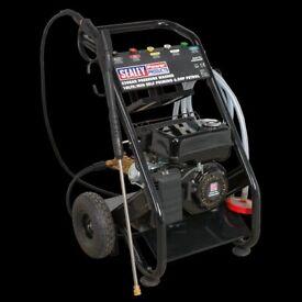 Pressure Washer 220bar 600ltr/hr Self-Priming 6.5hp Petrol