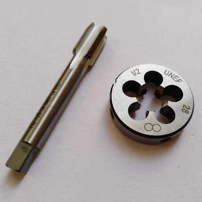 12-28 Gunsmithing Tap And Die Set Quality 12 X 28 22lr 223 5.56 9mm M605