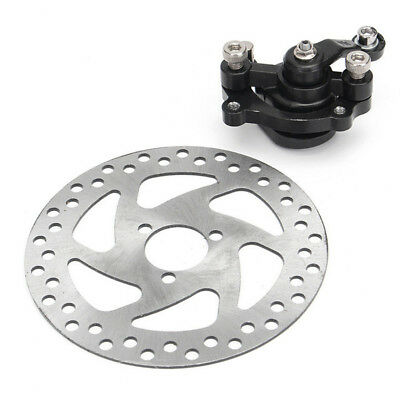 34mm 140mm Brake Disc Rotor For 2 Stroke 47cc 49cc Engine Gas Electric Scooter