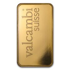 1 oz Gold Bar - Valcambi (In Assay) - SKU #88352