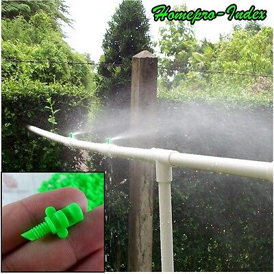 Micro Sprinkler 20-100 Irrigation System 180° Watering ...