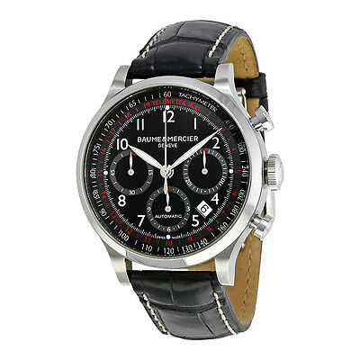 Baume et Mercier Capeland Chronograph Automatic Mens Watch 10084