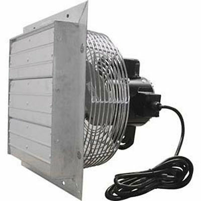 Exhaust Fan Commercial - Direct Drive - 16 - 115230v - 2100 Cfm - Variable Spd