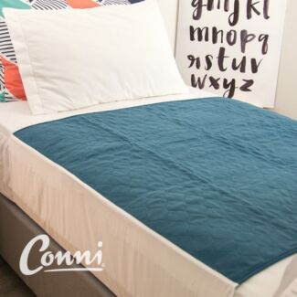 Connie bed pads to protect your mattress from bed wetting