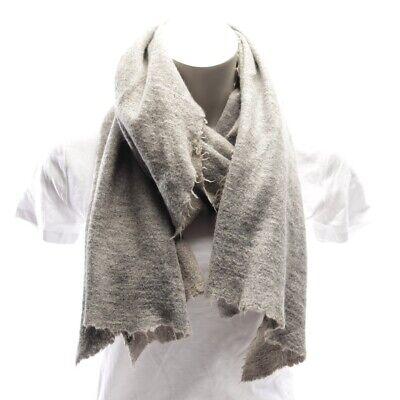 Faliero Sarti Scarf Grey Ladies Accessory Scarf Foulard Écharpe Knit Scarf