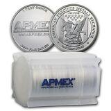 1 oz APMEX Silver Round .999 Fine (Lot of 20) - SKU #74753