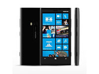 nokia lumia 920 excellent condition with new real leather case