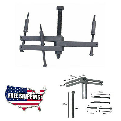 1PC Hardened Steel Motorcycle Crankshaft Removal Install Tool Separator Puller