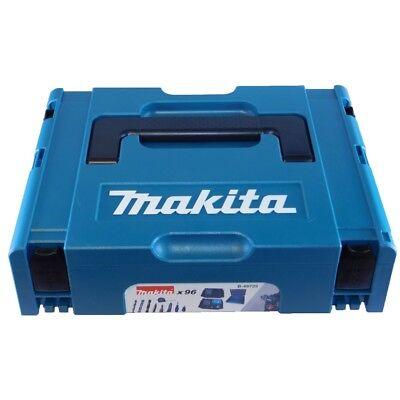 Makita MAKPAC Systemkoffer Gr. 1 Leerkoffer mit untersch. Aufkleber P-02369