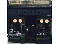 Fabulous front of house for ROLLO !!!