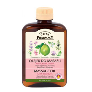 Green Pharmacy Oil Massage Anti Cellulite and Stretch Marks 200ml