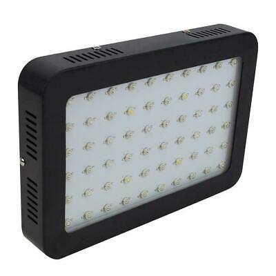 Hydroponic 300W LED Grow Light Full Spectrum Vegetative Flowering No Heat