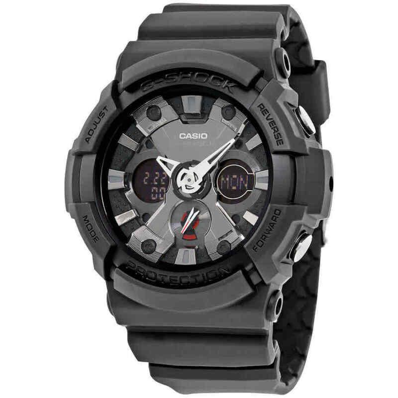 Casio-G-Shock-Black-Dial-Resin-Men-Watch-GA201-1A