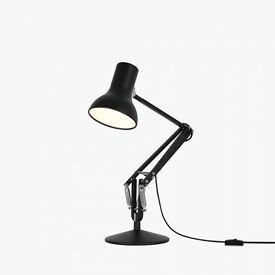 Brand new, unopened Anglepoise 75mini lamp