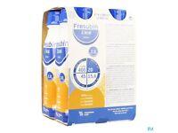 Fresubin 2kcal toffee high energy drink high protein rich in vitamins 200mls x4