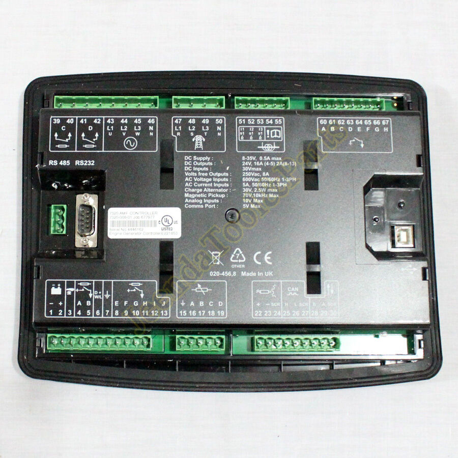 New Original Deep Sea DSE7320 Electronics Controller