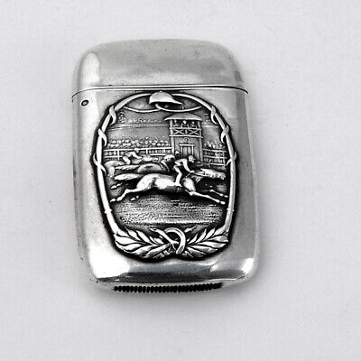 Imperial War Horse Sterling Silver Ring