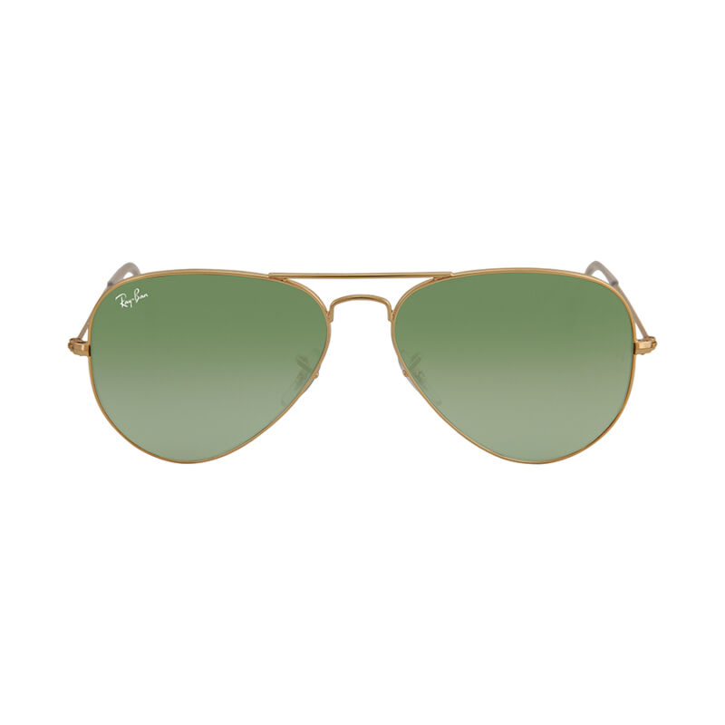 Ray Ban Aviator Classic Green Sunglasses RB3025-L0205-58