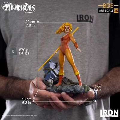Thundercats Cheetara 1:10 Scale Statue-IRO15104-IRON STUDIOS