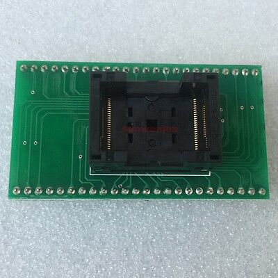 Tsop48 Adapter Adaptor Ic Socket For 48-pin Zif Socket Universal Programmer