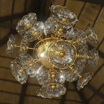 Bohemia Araña de Cristal Lámpara de Araña Lámpara Colgante Techo