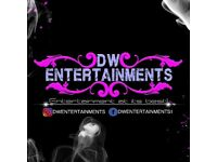 DW Entertainments - Mobile Disco for hire for all events