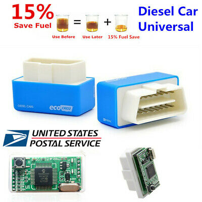 ECO OBD2 Fuel Saver For Diesel Car Engine Protection Function Save 15% Fuel - Toyota Prius Diesel