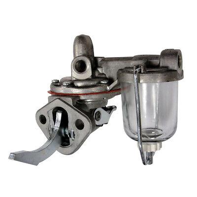 Fuel Lift Pump For Massey Ferguson 1100 1130 410 Combine Super