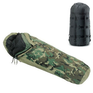 BRAND-NEW-US-Military-GORETEX-30-MODULAR-SLEEP-SYSTEM-4-Piece-SLEEPING-BAG