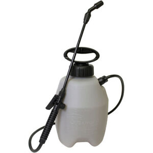 Chapin 1-Gallon Outdoor Home & Garden Plastic Herbicides Pesticides Tank Sprayer
