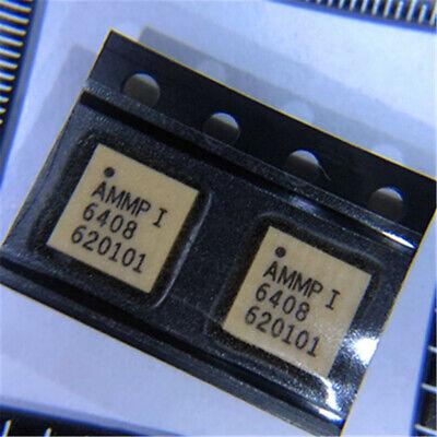 1pcs Ammp-6408 6-18 Ghz 1w Power Amplifier In Smt Package