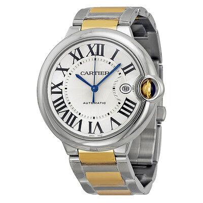 Cartier Ballon Bleu Mens Watch W69009Z3