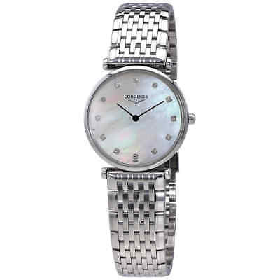 Longines La Grande Classique Ladies Watch L4.512.4.87.6