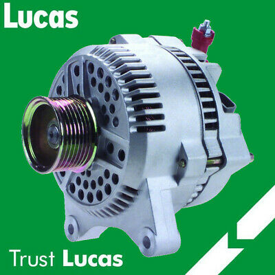 LUCAS ALTERNATOR FOR FORD EXPEDITION F E SERIES TRUCK 4.6 5.4 97 98 99 00 01 02