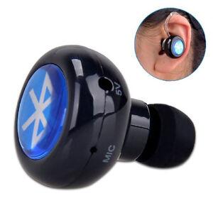 mini couteur bluetooth sans fil couteurs kit mains libres pour iphone pour pc. Black Bedroom Furniture Sets. Home Design Ideas