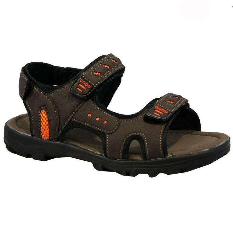 Mens Walking Sandals Ebay