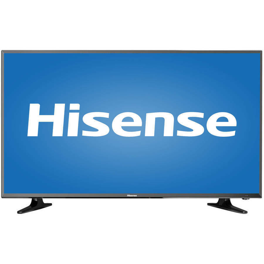 "Hisense 40H3B 40-inch 1080p 60Hz LED HDTV  with 37"" RCA BL"