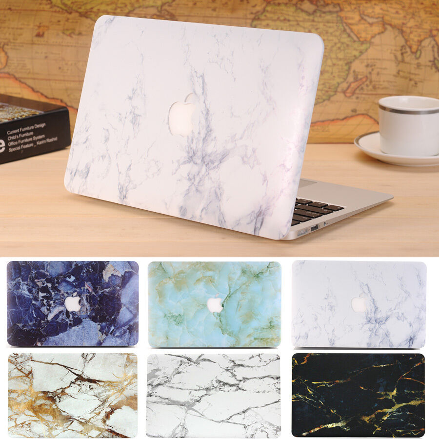 как выглядит Сумка или чехол для ноутбука 6 Color Marble Hard Case Cover Skin for Macbook Air Pro 11 13  and Retina фото