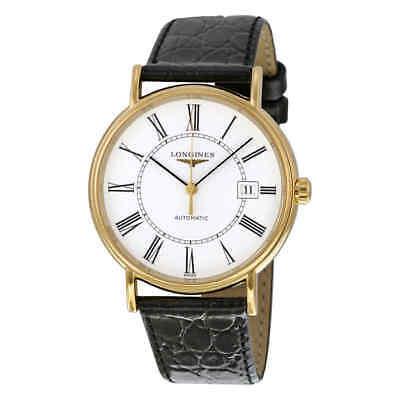 Longines La Grande Classic Automatic White Dial Men's Watch 49212112