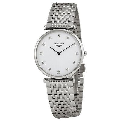 Longines La Grande Classique White Dial Ladies Watch L47094176
