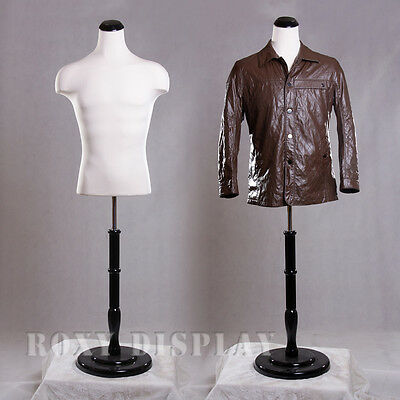 Male Mannequin Manequin Manikin Dress Form 33dd01bs-r02b