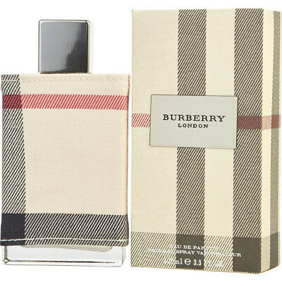 BURBERRY LONDON Perfume for Women * 3.3 / 3.4 oz * New in Box * Eau De Parfum
