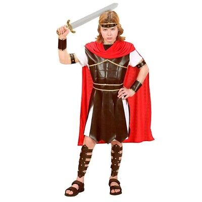 KINDER HERKULES KOSTÜM Karneval Gladiator Kämpfer Grieche Spartaner - Kind Herkules Kostüme