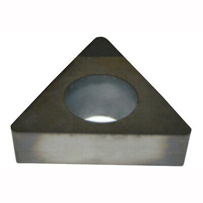 Tcgw 32.52-1 Ud5cbn Positive Carbide Insert With 1 Corner Cbn Tipped