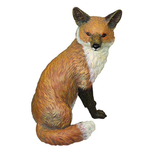 FIGURINES - SLY FOX SCULPTURE
