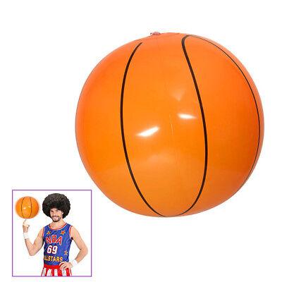 AUFBLASBARER BASKETBALL Karneval Sport Party Deko Kostüm Zubehör Ball  # - Sport Kostüm Accessoires