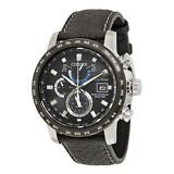 Citizen World Time A-T Perpetual Mens Watch AT9071-07E