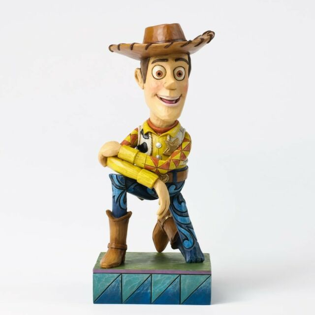 Jim Shore Howdy Partner - Woody Figurine 4031490 Disney Traditions