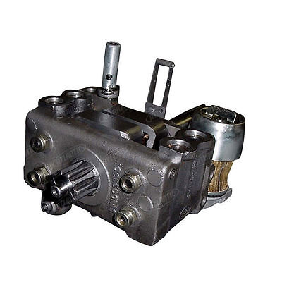 Massey Ferguson - Hydraulic Lift Pump 1684582m92 194698m91 519343m98 135