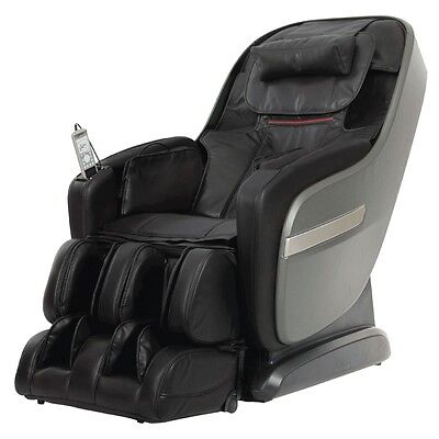 Osaki Titan TP Pro Alpine L-Track Massage Chair Zero Gravity Recliner Heat Black